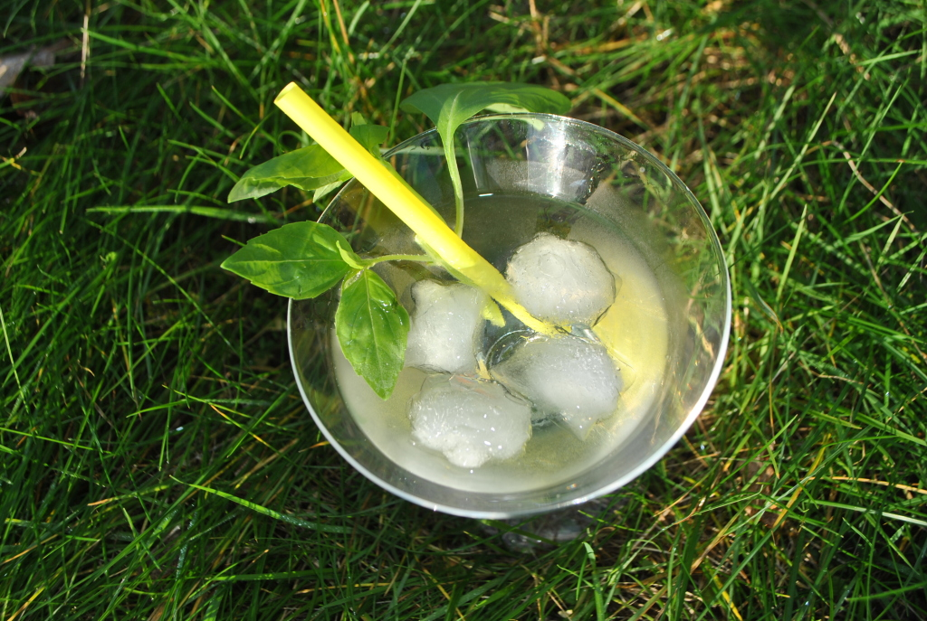 Stachelbeer Cocktail